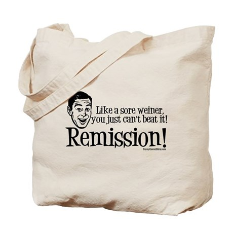 Remission Tote Bag