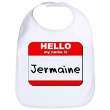 Hello my name is Jermaine Bib