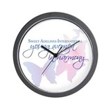 Sweet Adelines International Wall Clock