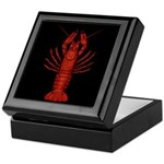 Crawfish Keepsake Box