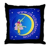 Catch A Faerie Throw Pillow