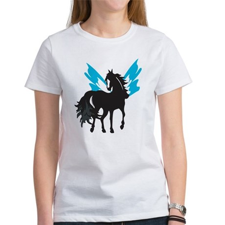 Winged Steed Women's T-Shirt