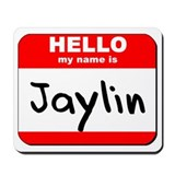 Hello my name is Jaylin Mousepad