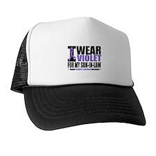 Hodgkin's Ribbon Trucker Hat