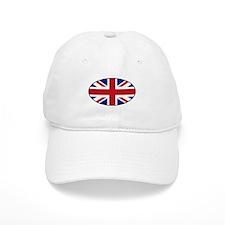 UK Flag Baseball Cap