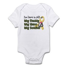 I'm here to pick up my Daddy Infant Bodysuit