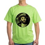 God Loves You! Green T-Shirt