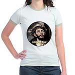 God Loves You! Jr. Ringer T-Shirt