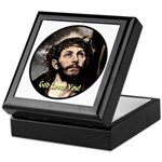 God Loves You! Keepsake Box