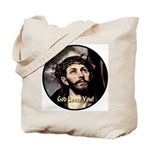 God Loves You! Tote Bag