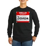Hello my name is Javon T