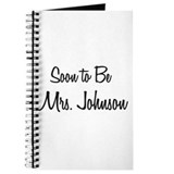 Mrs. Johnson Journal