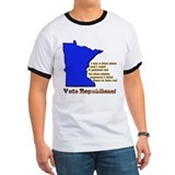 MN - Vote Republican Tee