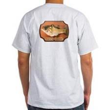 Singing Fish Plaque T-Shirt