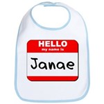Hello my name is Janae Bib