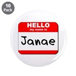 Hello my name is Janae 3.5