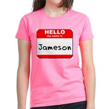 Hello my name is Jameson Tee