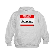 Hello my name is James Hoodie