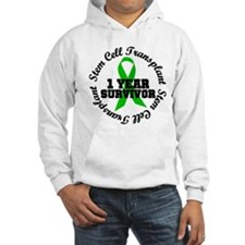 1 Year SCT Survivor Hooded Sweatshirt