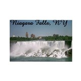 Niagara Falls,NY Rectangle Magnet
