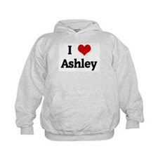 I Love Ashley Hoodie