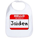 Hello my name is Jaiden Bib