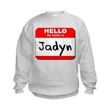 Hello my name is Jadyn Sweatshirt