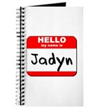 Hello my name is Jadyn Journal