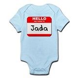 Hello my name is Jada Onesie