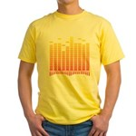 Equalizer Yellow T-Shirt