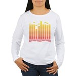 Equalizer Women's Long Sleeve T-Shirt