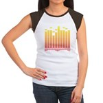 Equalizer Women's Cap Sleeve T-Shirt