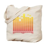 Equalizer Tote Bag