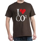 I Love co2 T-Shirt