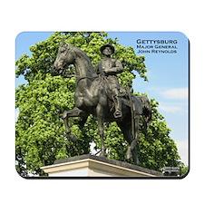 John Reynolds at Gettysburg Mousepad