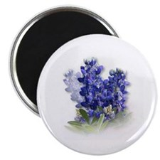 Cute Wildflowers Magnet