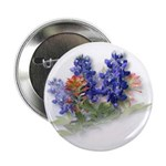 Bluebonnets with Indian Paint Button
