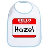 Hello my name is Hazel Bib