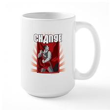 Comrade Change, anti Obama Mug