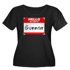 Hello my name is Gunnar T