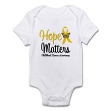 HopeMattersChildCancer Infant Bodysuit