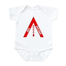 JET INTAKE Infant Bodysuit