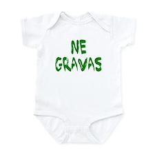 Not Important Infant Bodysuit