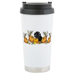 Happy Thanksgiving Ceramic Travel Mug