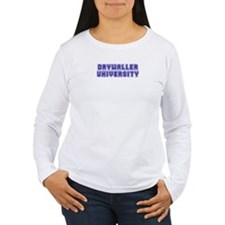 Drywaller University T-Shirt