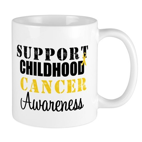 Support Child Cancer Mug
