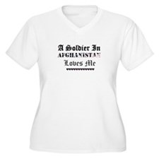 Soldier in Afghanistan T-Shirt
