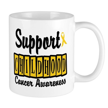 SupportChildHoodCancer Mug