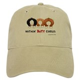 Nothin' Butt Corgis Baseball Cap