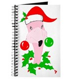 Santa Flamingo Journal